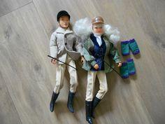 Dolls Chelful Equestrian Horse Riding Dolls Toys | 5.99+3.5