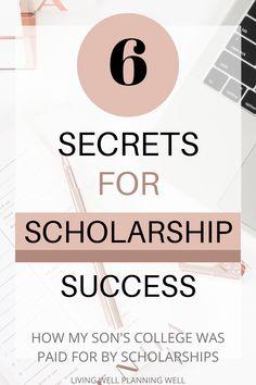 How To Get Scholarships, Scholarships For College, College Tips, College Fun, Education College, Freshman Advice, Debt, School Stuff, Hacks