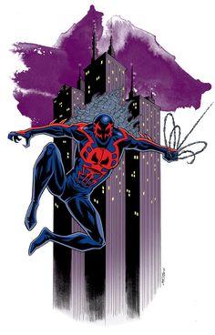 Spider-Man 2099 - Chris Ring
