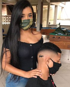 "529 Me gusta, 9 comentarios - Barber King Brasil © (@barberking.brasil) en Instagram: ""🐊💈🔥. . . Créditos: @laary_siilvaa_ . . . . . . . #barbeiros #barbeariamoderna #barbearia💈…"" Barber King, Sunglasses Women, Instagram, Fashion, Barbers, Hairstyle, Moda, Fashion Styles, Fashion Illustrations"