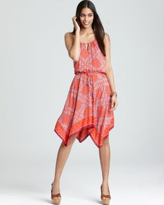 Cheap handkerchief dresses