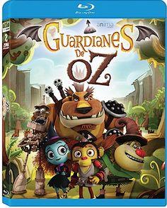 Para Ver Cine en Casa. Guardianes de Oz - http://masideas.com/para-ver-cine-en-casa-guardianes-de-oz/
