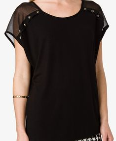 SALE | womens tops, t shirts, shirts and tank-tops | shop online | Forever 21 - 2041897948. £10