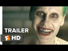 Starring Will Smith, Jared Leto, and Margot Robbie Suicide Squad Official Trailer 1 - DC Comics Movie A secret government agency recruits imprisoned s. Dc Movies, Comic Movies, Good Movies, Superhero Movies, Movies Online, Love Movie, Movie Tv, Will Smith Movies, Best Movie Trailers