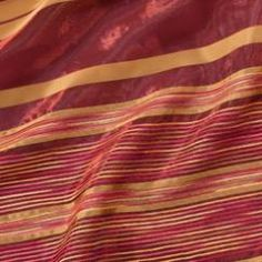 Moroccan Stripe Sheer | BBJ Linen
