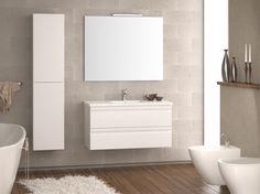 Bilderesultat for merkur korsbakken Double Vanity, Bathroom Lighting, Mirror, Furniture, Home Decor, Bathroom Light Fittings, Bathroom Vanity Lighting, Decoration Home, Room Decor