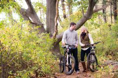 Fall Portsmouth Engagement Shoot by Michele Conde Photography