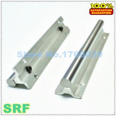 High quality linear rail support round guide rail + slide block for cnc - STORECHARGER Linear, Cnc Parts, Aliexpress, Chrome Plating, Hardware, Shopping, Picture Cards, Computer Hardware