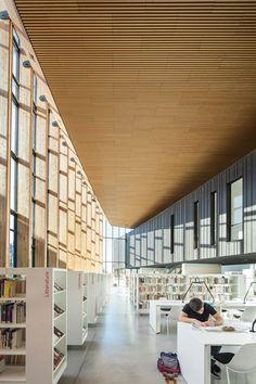 La Grande Passerelle, St-Malo, 2014 - AS Architecture Studio
