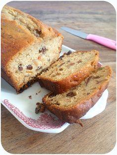 Pour finir, on donne du plaisir à ses papilles avec le cake aux fruits confits traditionnel de Sabine :D HUMMMM, Miam miam !