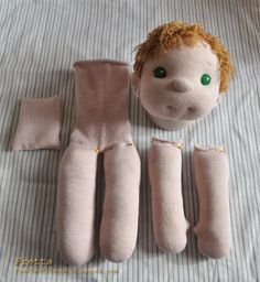 "Fretta: 15"" Sock Baby Girl."