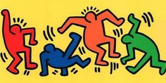 The joyous exuberance of the art of the late Keith Haring. from PopMatters
