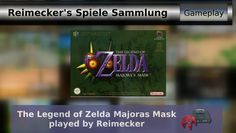 Gameplay : The Legend of Zelda Majoras Mask [Nintendo 64]
