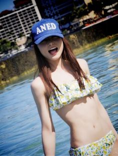 Suzuki Rina Japanese Girl Band, Cute Japanese, Scandal Japanese Band, Mami Sasazaki, Pop Rock Bands, Girl Bands, Female Characters, Bikinis, Swimwear