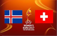 Portail des Frequences des chaines: Iceland vs Switzerland - UEFA Women's Championship...