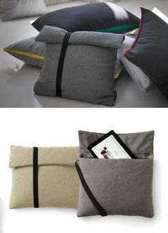 #Cushion / gadget case MY PILLOW - @viccarbe