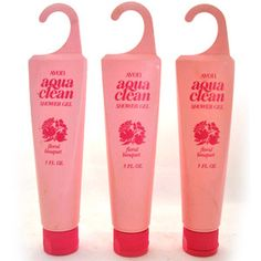 *SOLD* avon shower gel gels from $1 sorry SOLD ... we sell more BED and BATH ITEMS at http://www.TropicalFeel.com