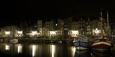 Honfleur by night (2) by Lucien Vatynan on 500px