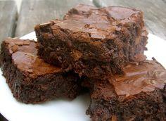 Triple Chocolate Fudge Brownies - Lauren's LatestLauren's Latest