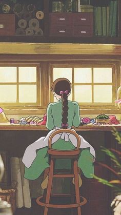 Hayao Miyazaki, Studio Ghibli Wallpaper, Studio Ghibli Background, Studio Ghibli Films, Art Studio Ghibli, Wallpaper Animé, Anime Scenery Wallpaper, Trendy Wallpaper, Art Anime