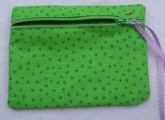 Gadget Bag Mini Pad or Tampon Pouch Little by GabbysQuiltsNSupply, $8.25
