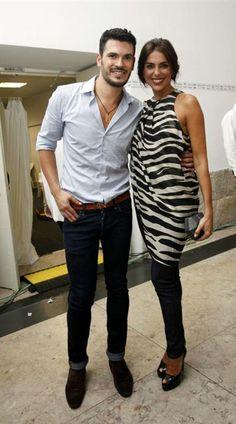 Nuno Baltazar e Catarina Furtado Nuno, Ideias Fashion, Stripes, Actresses, Shopping, Style, Celebs, Female Actresses