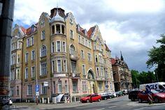 Wyspianskiego Street