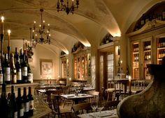 Geisel`s Vinothek, one of the best restaurants in Munich. http://excelsior-hotel.de/en/