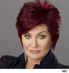 Sharon Osbourne...dares you to talk back to her! What?