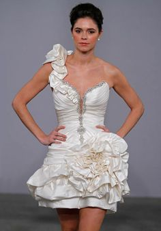 pnina tornai - love the top part of this dress with probably another softer material than silk