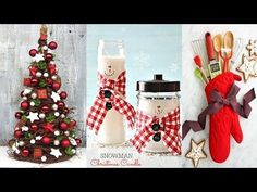 DIY ROOM DECOR! 28 Easy Crafts Ideas at Christmas for Teenagers - YouTube