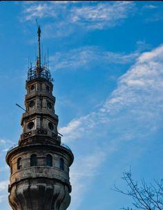 Beyazıt tower Istanbul Turkey