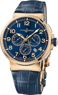Cool watches. Ulysse nardin
