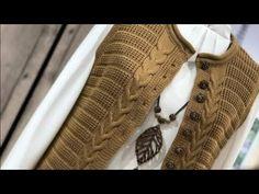 Burgulu Selanik Yelek Modeli #selanik #burgu #yelekmodeli - YouTube Leg Warmers, Knitting Patterns, Youtube, Legs, Sweaters, Fashion, Sweater Knitting Patterns, Knit Sweaters, Crochet Poncho