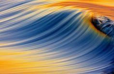 Les vagues de David Orias