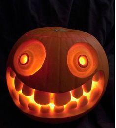 Happy Jack-0-Lantern
