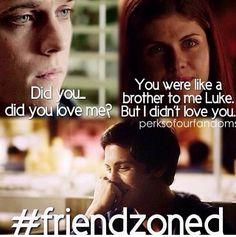 #Friendzoned