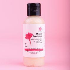 Monoi Oil Miracle Treatment - Best Deal! Buy 2 Miracle Treatment + Free Pre-Poo Treatment