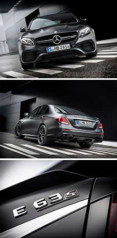 Mercedes-AMG is turning the most intelligent executive saloon into the most powerful E-Class of all time in the shape of the next generation of the E 63 4MATIC+ and E 63 S 4MATIC+. [Mercedes-AMG E 63 S 4MATIC + | combined fuel consumption: 9.1 - 8.8 l/100km|combined CO₂ emissions: 207-199 g/km| http://mb4.me/efficiency_statement]