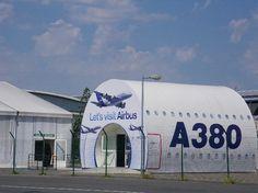 Airbus Factory Tour - Toulouse