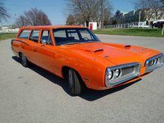 70 Dodge Coronet SuperBee Wagon