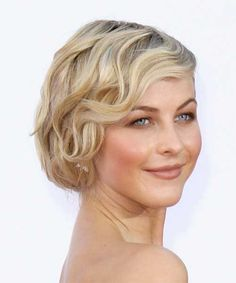 short curly hairstyles | Short Haircuts for Wavy Hair | 2013 Short Haircut for Women