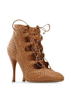 Ankle boots by Tabitha Simmons - Very HUNGER GAMES...
