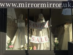 Ok girls it's your turn to propose this year!! ST. VALENTINE'S DAY, LOVE and SPRING are in the air!!  Time to snap up your dream dress at a fraction of the price.  We have a wonderful selection of beautiful dresses including, Pronovias, Atelier, Cymbeline, Yolancris, Nurit Hen, Gemy, La Sposa, Raimon Bundo, Mirror Mirror Couture.