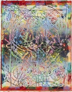 From Jonathan Novak Contemporary Art, Frank Stella, Talladega Three II Relief on white TGL handmade, hand-colored paper, 66 × 52 in Frank Stella, Op Art, Joseph Albers, Post Painterly Abstraction, York Art Gallery, Action Painting, New York Art, Abstract Expressionism, Abstract Art