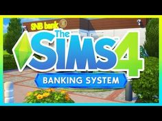 What this mod intends to do ultimately, is create an extensive financial/banking system for the Sims Les Sims 4 Pc, Sims 1, Sims 4 Game Mods, Sims Mods, Sims Videos, Sims 4 Expansions, Sims 4 Challenges, Sims 4 Traits, Sims 4 Dresses