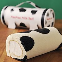 cow cake roll