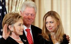 The New York Times takes down the Clinton Foundation. This could be devastating for Bill and Hillary – Telegraph Blogs