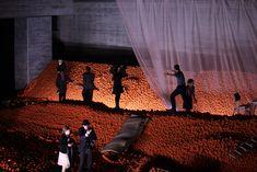 Stagedesign for Jacob the Liar, play for Staatstheater Karlsruhe, Germany Sebastian Hannak