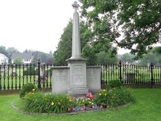 Franklin Pierce Gravesite Location: Old North Cemetery Address: 137 North State Street, Concord, New Hampshire